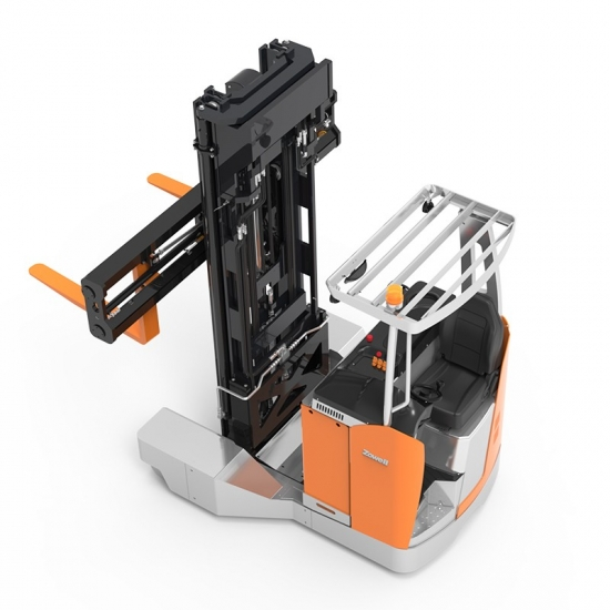 RSEW electric multi-directional forklift